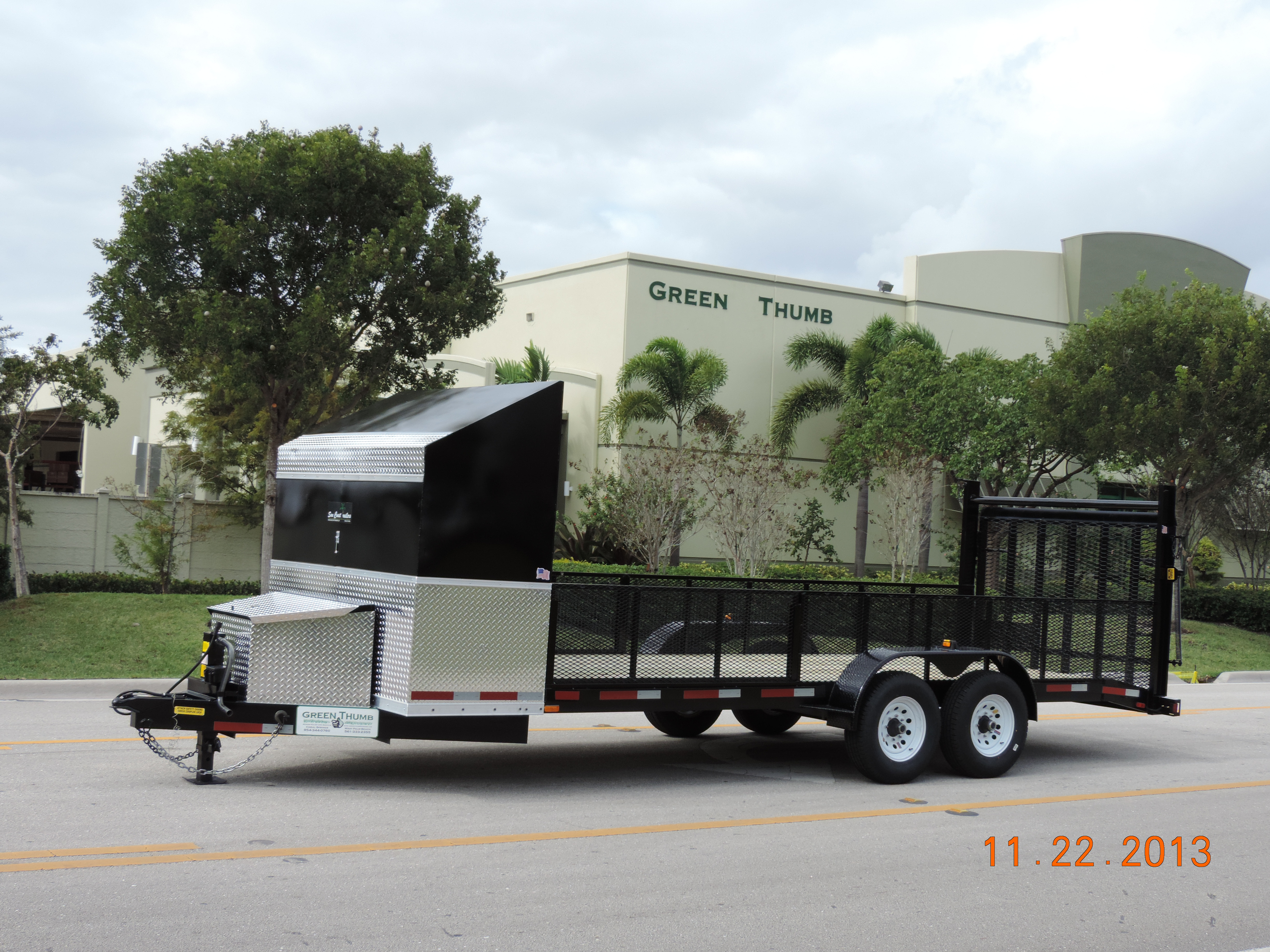 12′ Open Trailer – Small Package w/ Big Options | Sun Coast Trailers