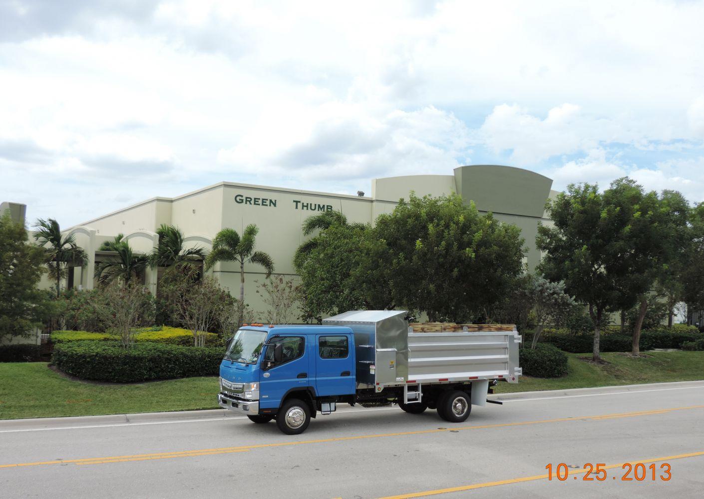 14′ Aluminum Truck Body